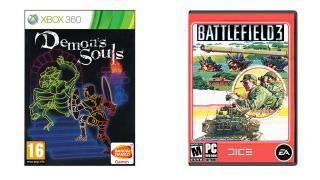 もしも現代ゲームのパッケージが30年前のセンスで描かれていたら...結構ダサカッコいいかも