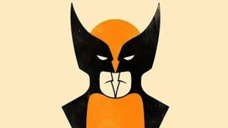 この絵の中に何が視えますか? ウルヴァリン? それとも2人のバットマン?