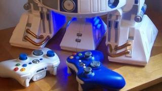 かわいい! けどお高い! Xbox360を搭載したR2-D2