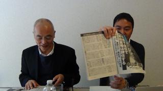 『ちょっと右よりですが・・』▼第14号 朝日新聞の投書欄は自演乙!