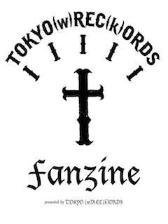 TOKYO (w)REC(k)ORDS FANZINE!