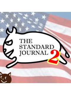 THE STANDARD JOURNAL アメリカ通信