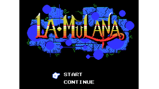 GR3 Project 「GR3」「La-Mulana(Original版)」を遊ぶ