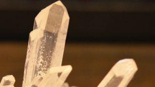 不思議な鉱物の世界その2・水晶
