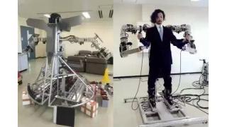 超会議2015 ロボットエリアのMMSEBattroidがヤバい