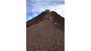 iPuff・陰陽玉フレーバー(2013富士山登山レポ・7)