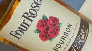 【酒】第16回 お酒初心者による『フォアローゼズ・ディスティラリーLLC フォアローゼズ イエロー』の感想【バーボン・ウイスキー】
