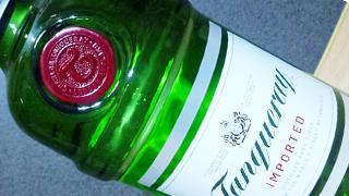 【酒】第18回 お酒初心者による『タンカレー・ゴードン社 タンカレー ロンドンドライジン』の感想【ジン】