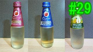 【酒】第29回 酒の味もわからないクセに『ニッカ シードル』の感想【果実酒(発泡酒)】