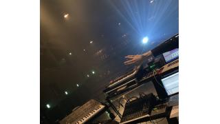 SUGIZO LIVEのリハーサルそして名古屋でのライブが終了しました。