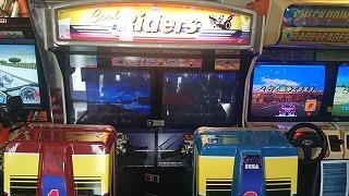 アウトラン3兄弟、テクノドライブが遊べるゲーセンがまだ関東(千葉県)にあるの?!