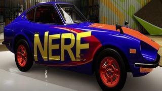 NERF 楽しい!ハマったなこりゃ、、