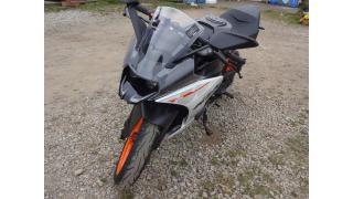 【バイク】RC250 遂に納車完了!