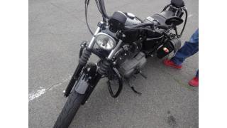 【バイク】中学からの友人と近場ツーリング!