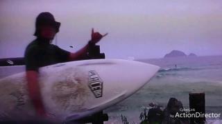 サーフィン初級者のテイクオフを研究~する。