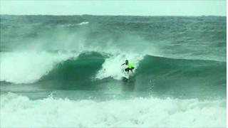 サーフィン初心者や 体が硬くテイクオフが安定しない人の為のコツ (サーフィン368回目)