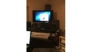 レコーディングスタジオにおじゃました話。