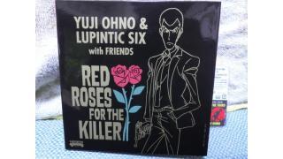 予約受付してた!?新レコード盤RED ROSES FOR THE KILLER