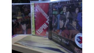 MUSIC COLLECTION PS2ルパン三世ゲームサウンドトラック3作
