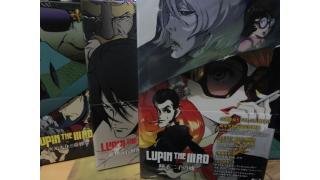 LUPIN THE THIRD 峰不二子の嘘 DVD/BD 祝発売
