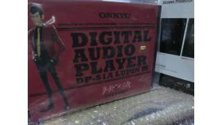 ONKYO DP-S1A ルパン三世THE FIRSTモデル