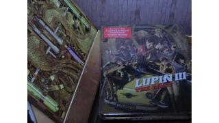 スチールブック版ルパン三世THE FIRST?! 北米Blu-ray