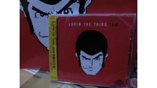 LUPIN THE THIRD JAM待望のCD化!!