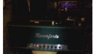 使用ギターアンプ 「ROCCAFORTE」