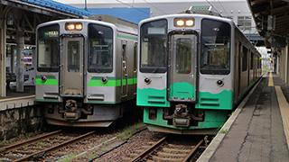 概ね揃ったE129系、残ったE127系、えちごトキめき鉄道のET127系は?