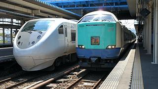 北陸新幹線延伸開業に伴い 特急「はくたか」特急「北越」一気に消失