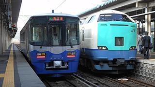 E653系「いなほ」「しらゆき」配備完了、國鐵新潟の485系はどこへ行く?