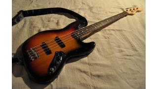 愛用機材紹介【Fender USA Highway One Jazz Bass】
