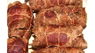 糸でかたまり肉をしばる理由 料理科学の森