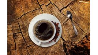 香水売場にコーヒー豆 料理科学の森