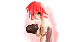 チョコが好きなだけなんだ