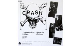 414. Crash / Crux / Straw Dogs / The Epileptics