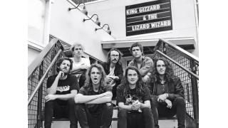 654. King Gizzard And The Lizard Wizard 