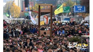 韓国で加速していく民族主義ポピュリズム