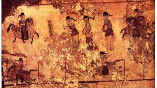 流鏑馬の韓国起源説について調べてみた
