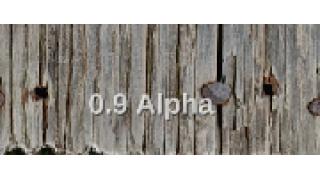 【Rising World】0.9 Alpha: 新しいプレイヤーモデルと新アイテム