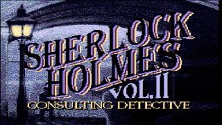PCエンジン版 シャーロックホームズの探偵講座Ⅱ 攻略メモ