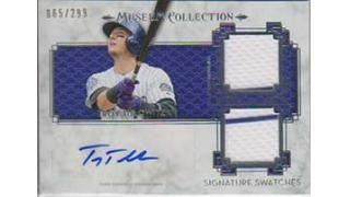 MLB Topps Museum Collection 2014 12Box GB 4/5分