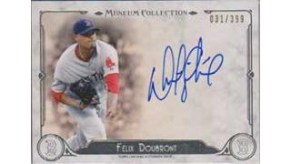 MLB Topps Museum Collection 2014 1Box 開封