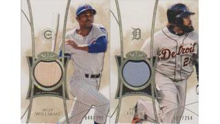MLB Topps Tier One Asia 2014 1Box 開封