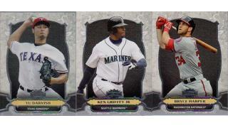 MLB Topps Triple Threads 2014 1Box 開封