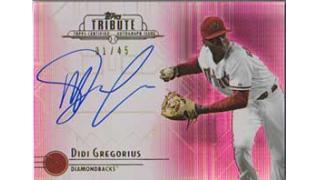 MLB Topps Tribute 2014 1Box 開封