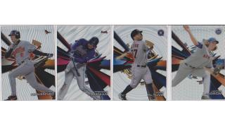 MLB Topps High Tek Asia 2015 3Box 開封