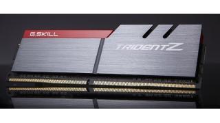 【自作PC】G.Skillから4000MHzオーバーのメモリが登場/Geforce Win10対応ドライバ