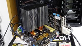 # 0267_パソコン台、CPUクーラー、そして…