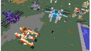 #Minecraft PvP用サイバースレッドレギュレーション #JointBlock